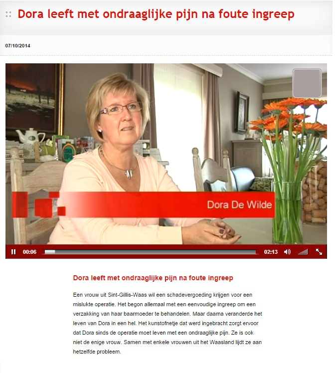 TV Oost 7 oktober 2014